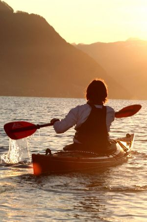 Canoe Brunch-tour in Buochs, from CHF 75.-