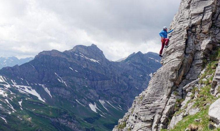 Klettergarten Laubersgrat