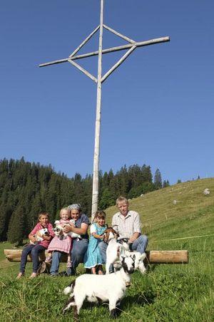 Alpkäserei Lochhütte, Wiesenberg