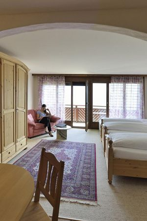 Appartement Hotel Bellevue