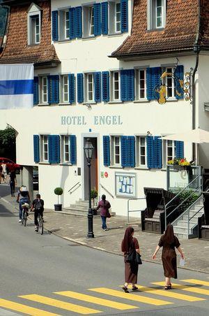 Hotel Restaurant Engel, Stans