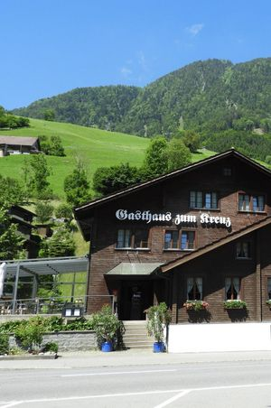 Guesthouse zum Kreuz, Dallenwil