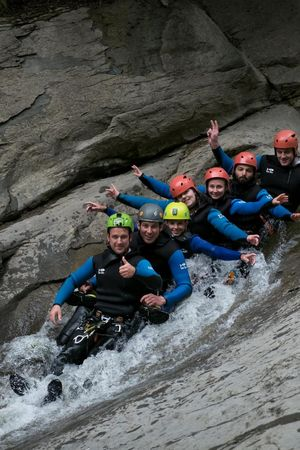 Canyoning Outventure