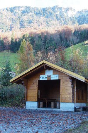 Feuerstelle Ebnetrain, Buochs