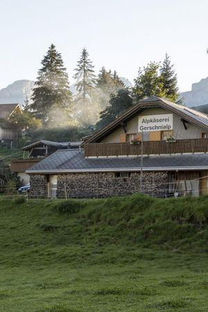 Alpbeizli Gerschnialp, Engelberg