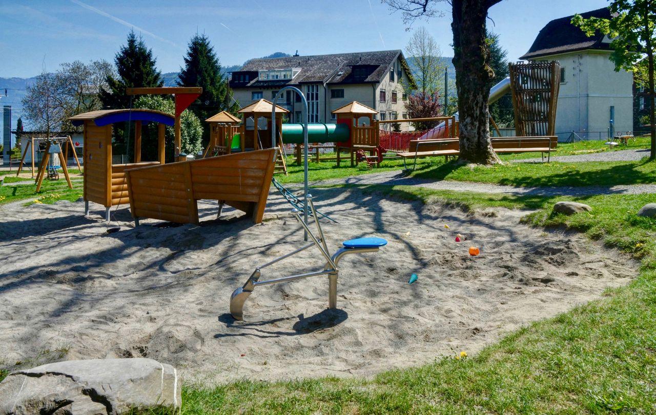 Spielplatz Matt, Hergiswil