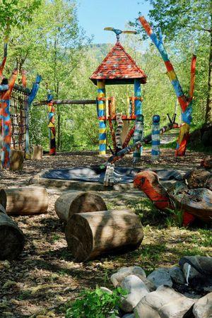 Playground Rägäbogäland, Oberdorf