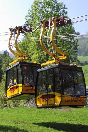 Cable car Dallenwil - Wirzweli