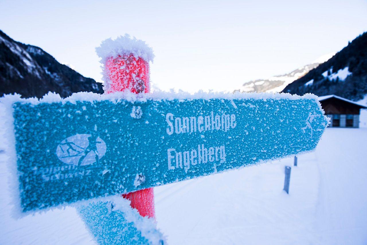 Sonnenloipe, Engelberg