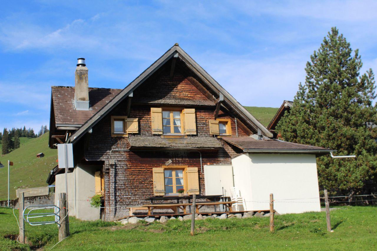 Alpine hut Langboden, Wirzweli