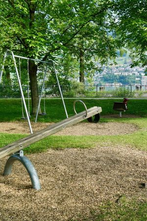 Playground Aawasseregg, Buochs