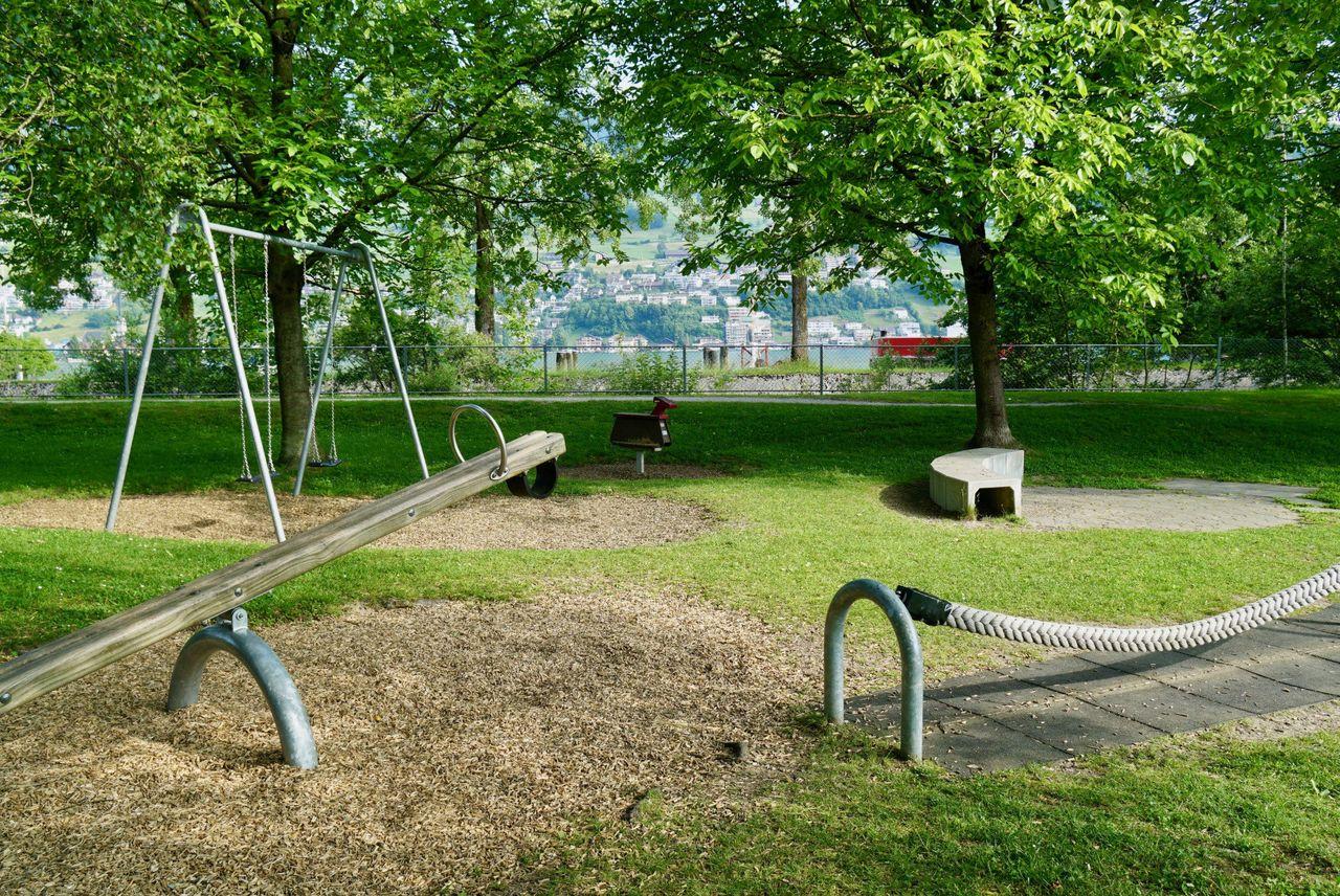 Spielplatz Aawasseregg, Buochs