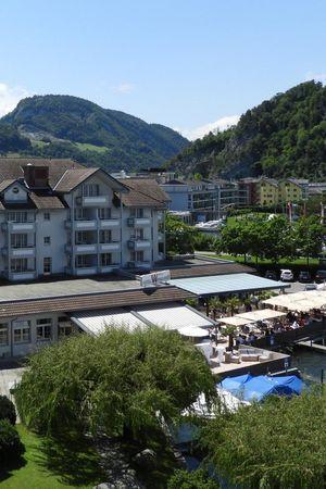 Hotel Winkelried, Stansstad