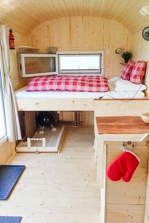 Tiny House Stockhütte - Sommer