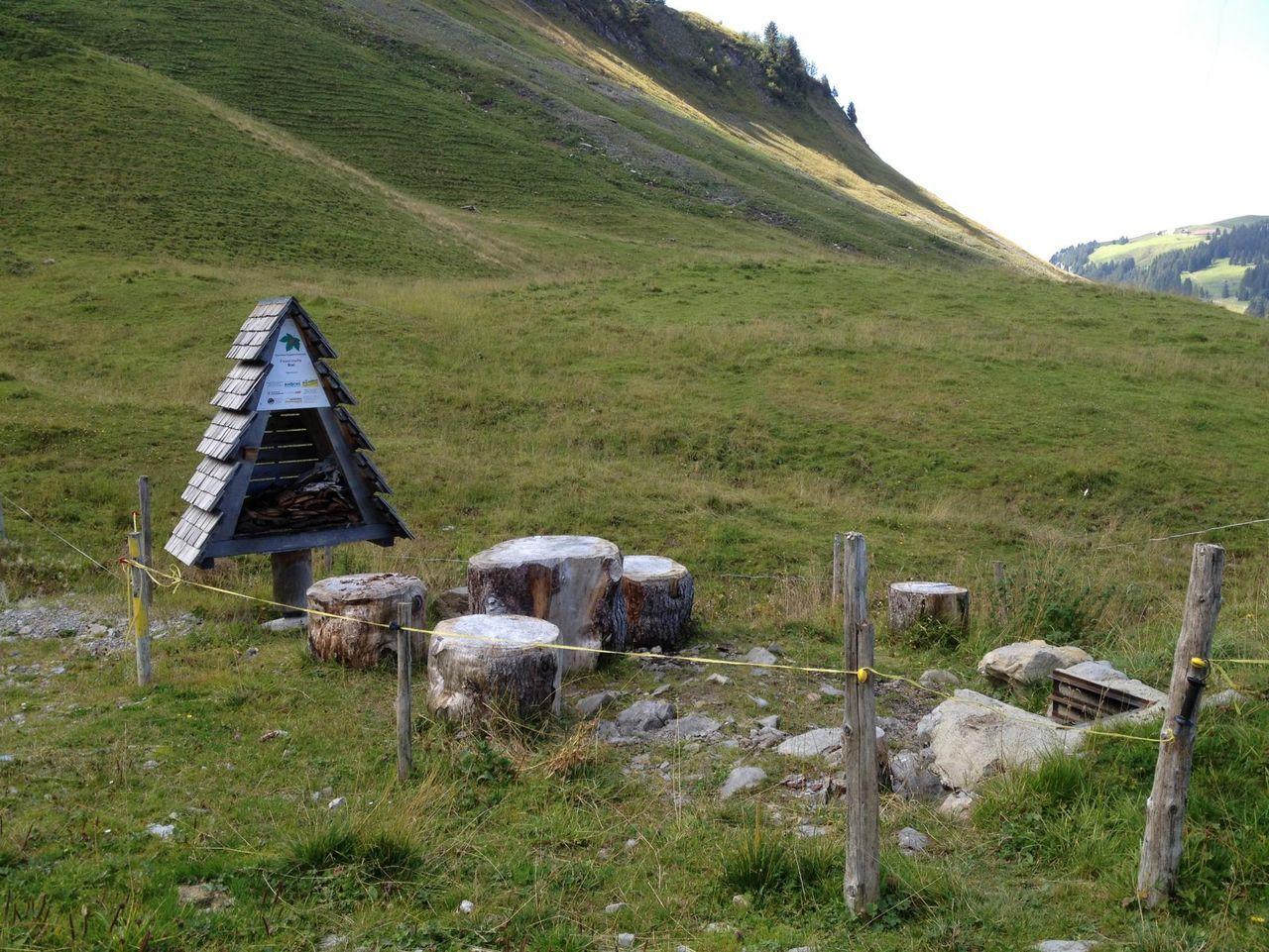 Niederrickenbach Tipi-Village Biel
