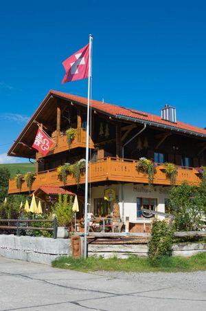 Gasthaus Restaurant Waldegg, Wirzweli