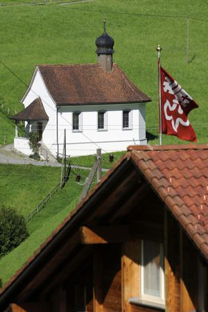 Heiligkreuz-Kapelle Emmetten