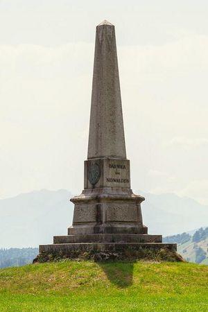 Monument Allweg