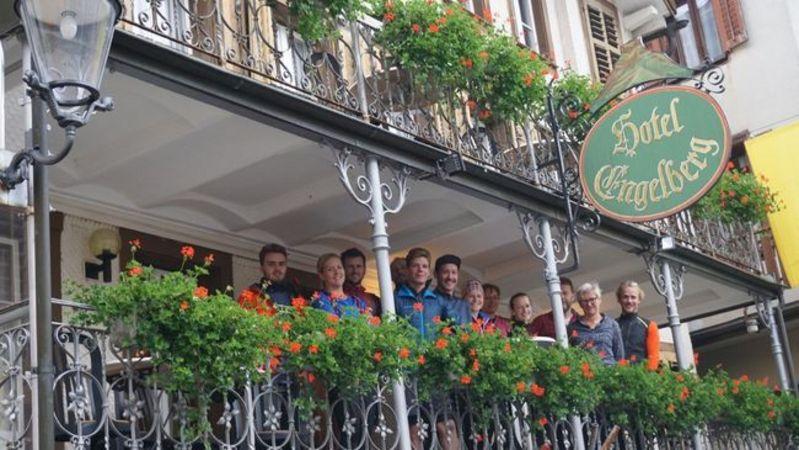 """Hotel Engelberg """"das Trail Hotel"""""""