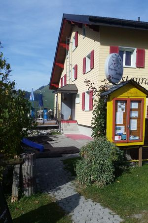 Berggasthaus Arviblick, Wirzweli