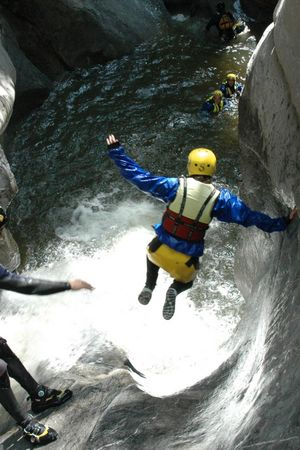 Canyoning - Outventure