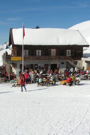 Bergrestaurant Tannibüel