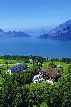 #StayRegional-Special, Seeblick Höhenhotel, from CHF 158.-
