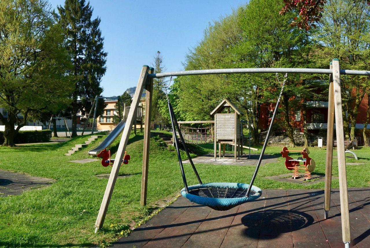 Spielplatz Schulhaus Seeseite, Stansstad