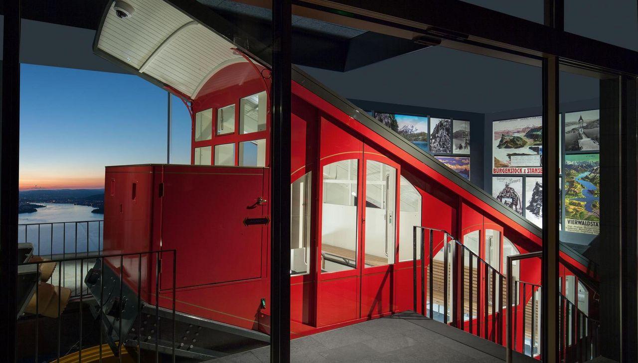 Bürgenstock funicular railway
