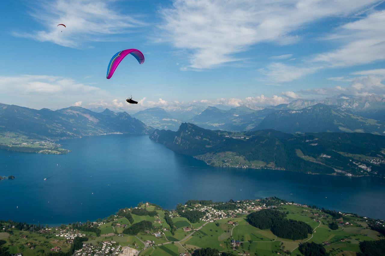 Paraworld paragliding school