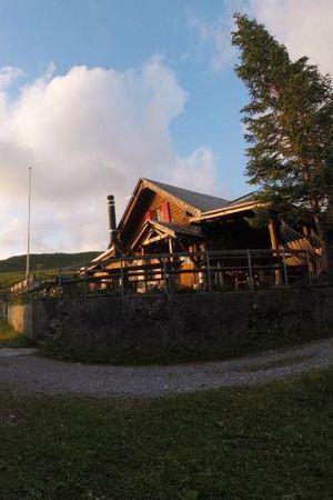 Alpwirtschaft Chrüzhütte