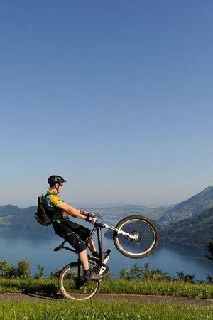 Bike-Special im Seeblick Höhenhotel, ab CHF 141.-