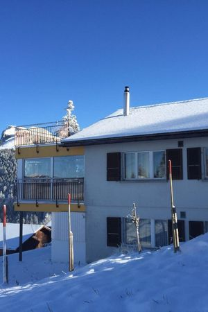Aussichtsreiche Wohnung Skigebiet Stockhütte