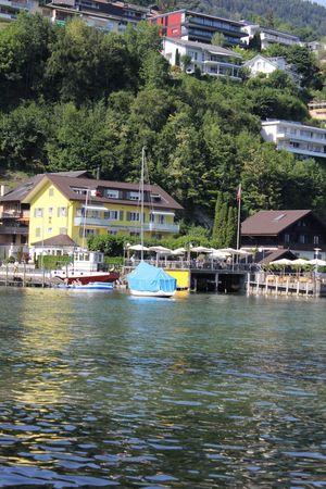 Seerestaurant Schlüssel San Marco, Ennetbürgen
