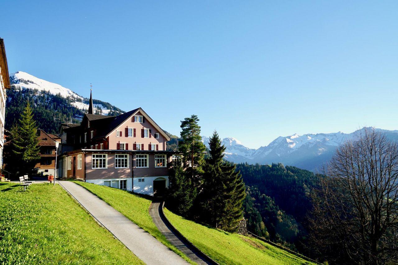 Hotel Restaurant Pilgerhaus, Niederrickenbach