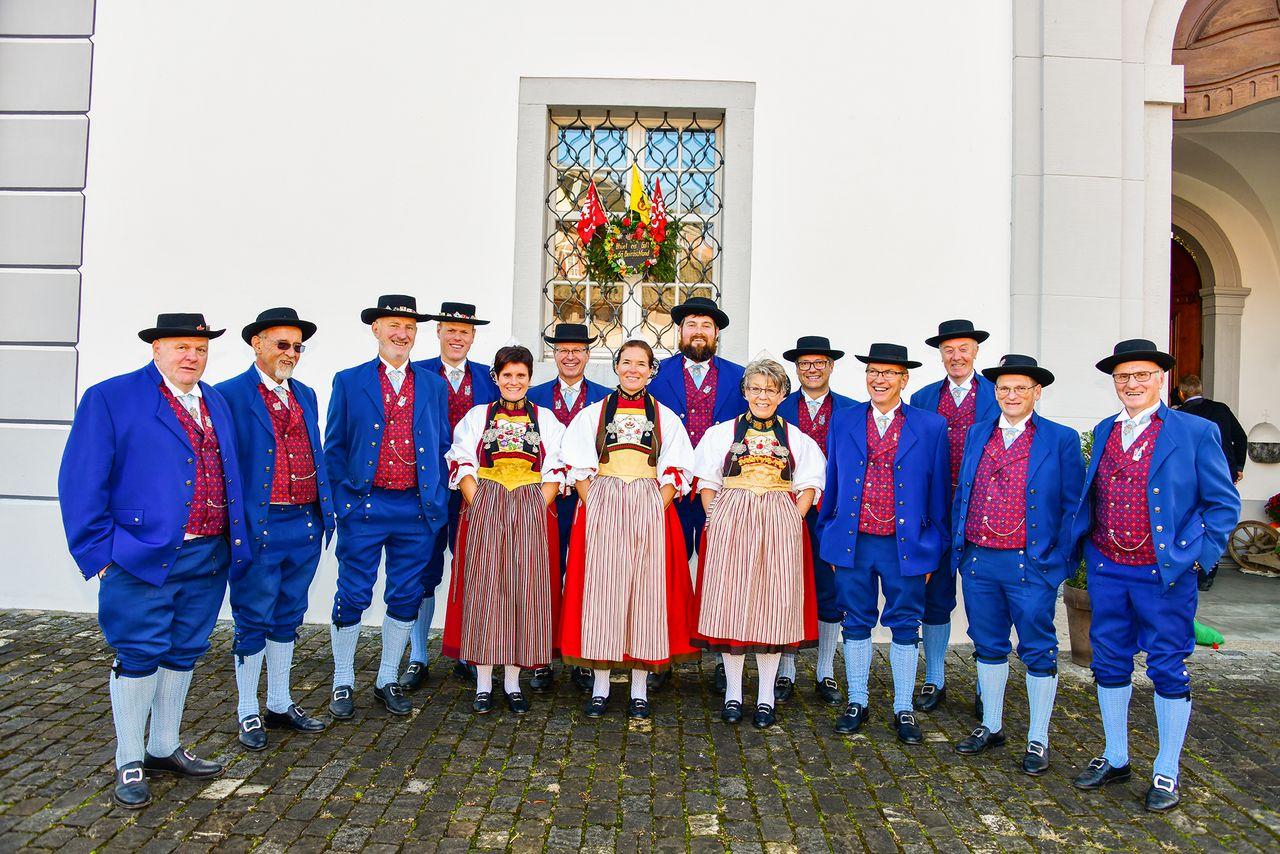 Alpina Cheerli Wolfenschiessen Gaudete Konzert 2019