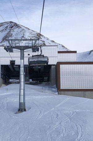 Chairlift Engstlenalp - Jochpass