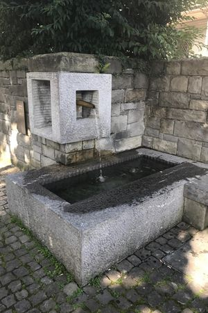 Nidwalden Fountain Guide (german only)