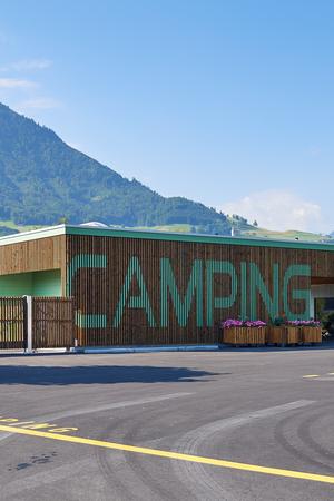 TCS Camping Buochs-Vierwaldstättersee ****