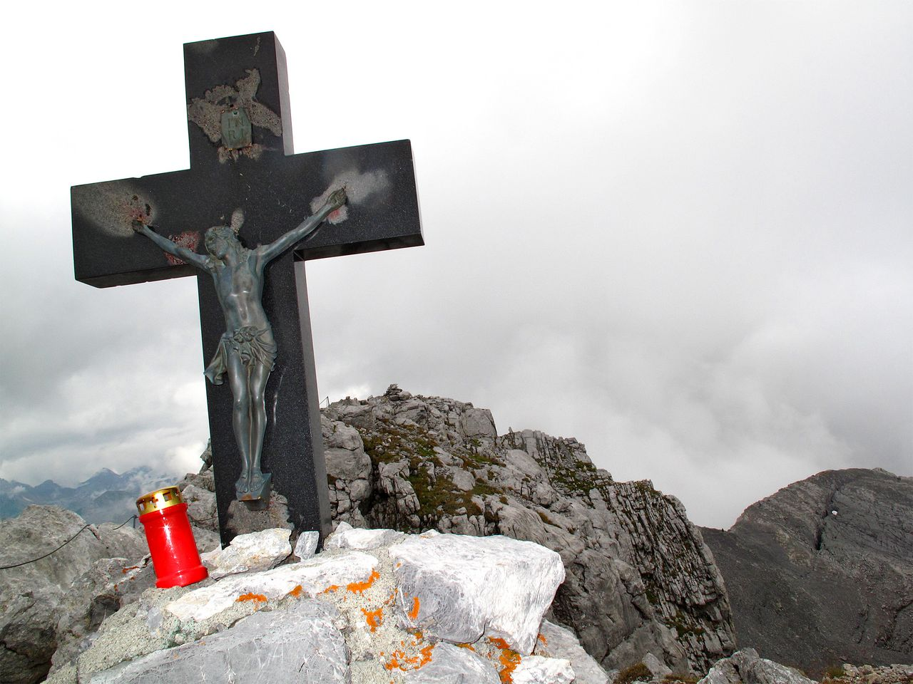 Klettersteig Graustock