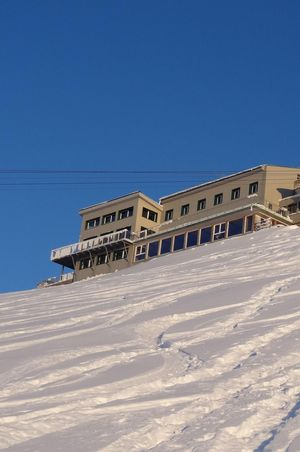 Berggasthaus Niederbauen, Emmetten