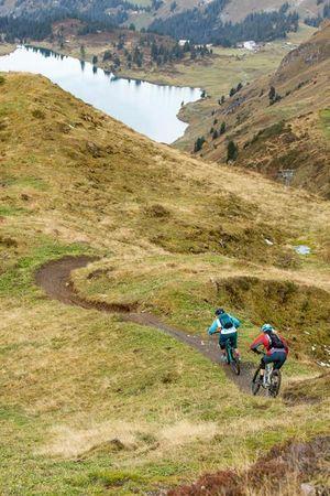 Hells-Bells Trail Engelberg