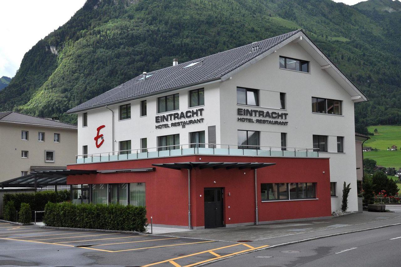 Hotel Eintracht, Oberdorf