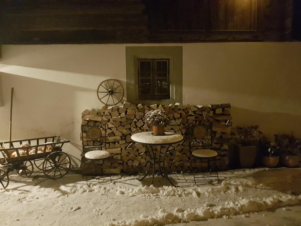 Ferien im denkmalgeschützten Nidwaldner-Haus