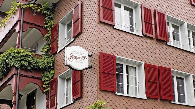 Boutique-Hotel Schlüssel AG