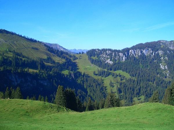Bärfallen-Panorama-Weg
