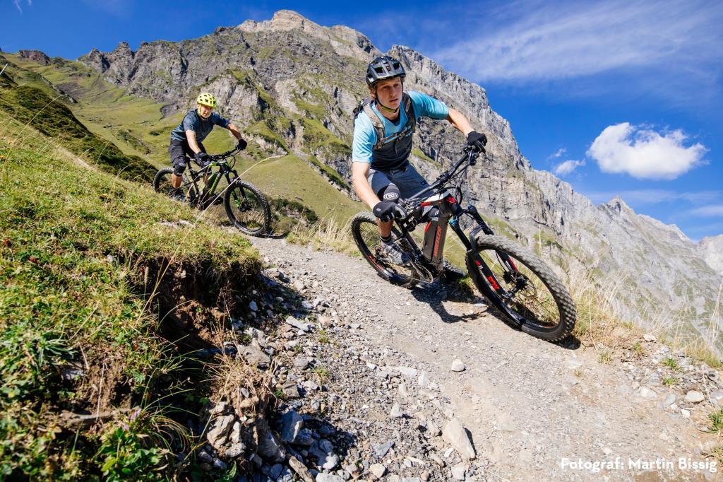 Trudy-Trail Engelberg