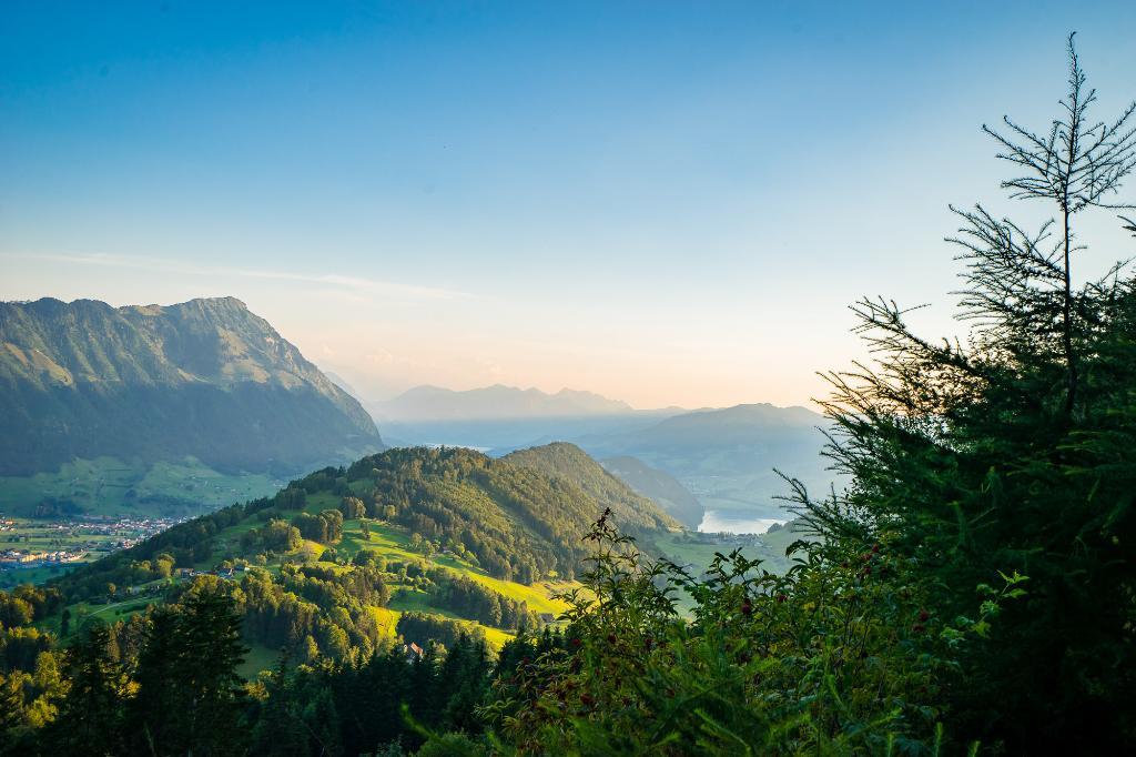 Waldstätterweg: Stage 6 Bürgenstock - Beckenried