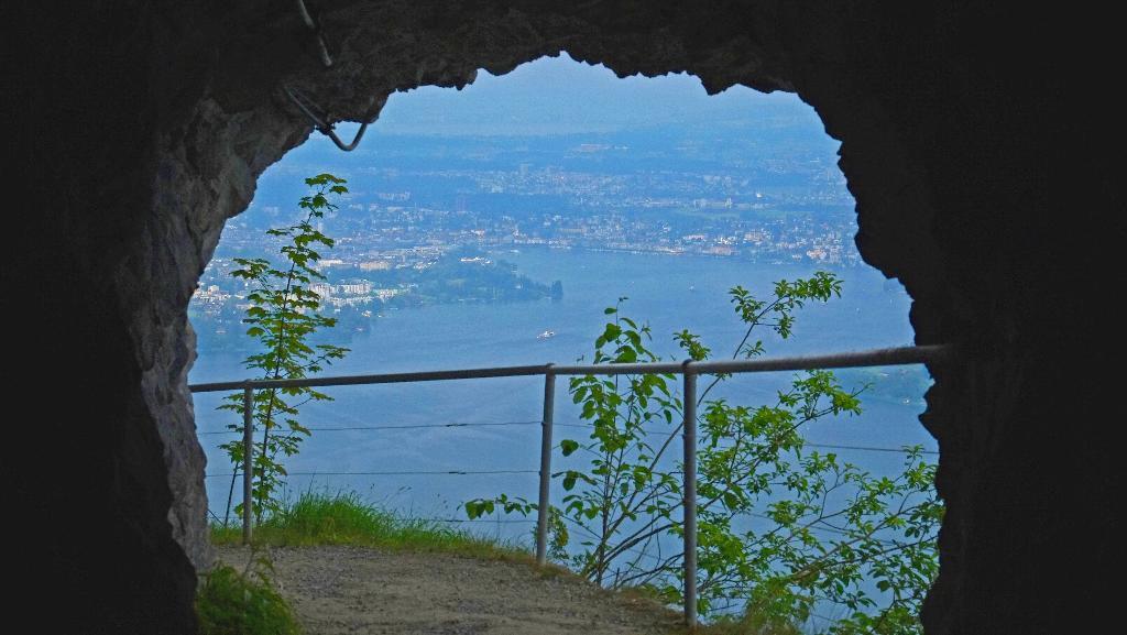 Der Bürgenstock Felsenweg