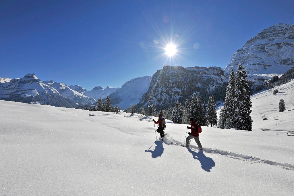 Gerschnialp-Untertrübsee Trail
